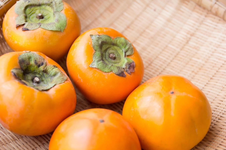 美味しい柿の見分け方と効果・効能や保存方法!